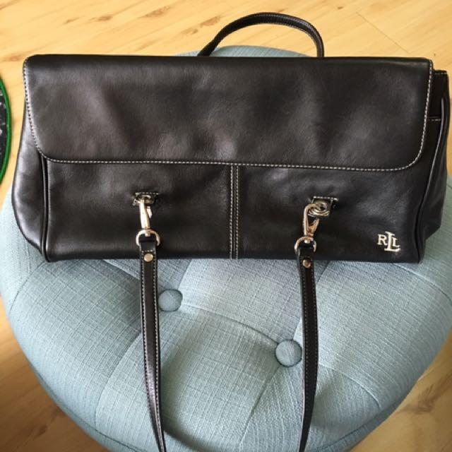 Ralph Lauren Shoulder/Hand Bag