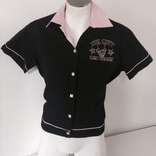 Rockabilly Bowling Shirt
