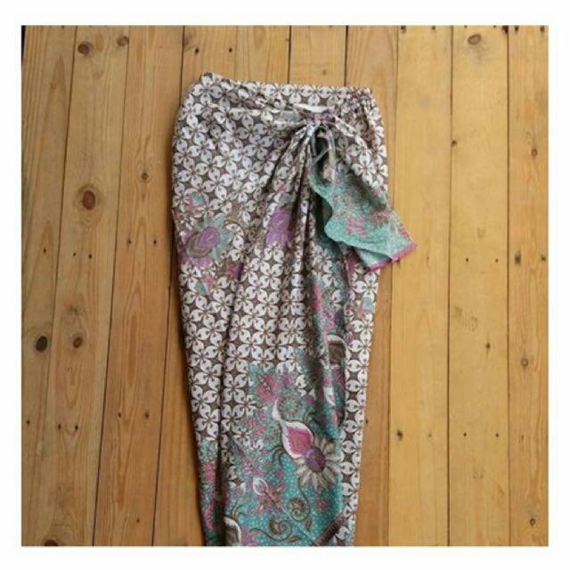 Rok Batik Serut