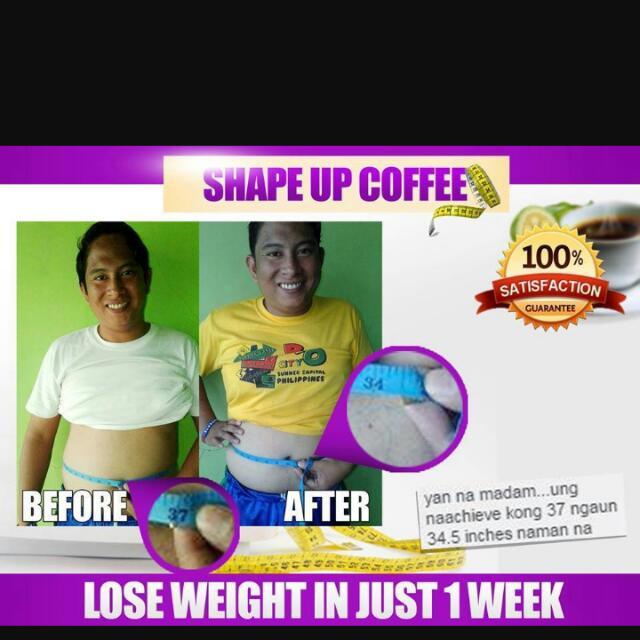 Shape Up Coffee
