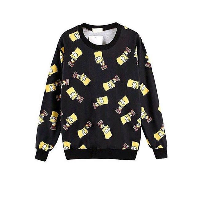 Simpshon Sweater
