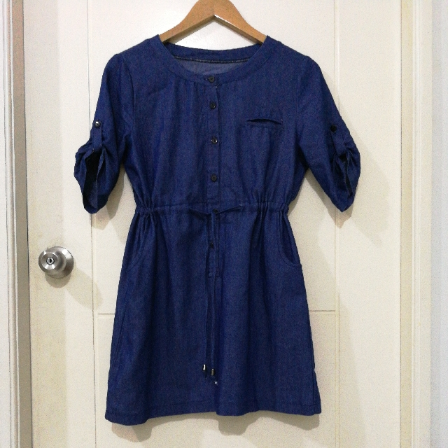 SALE!!! Soft Denim Dress