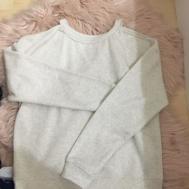 Supre Cut Out Top Size 8