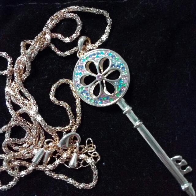 Swarovski Crystals Necklace