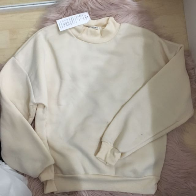sweater Turtle Neck Size 8