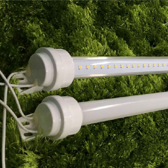 T8 4ft 18w, Waterproof, Clear And Frosted Cover Led Tube