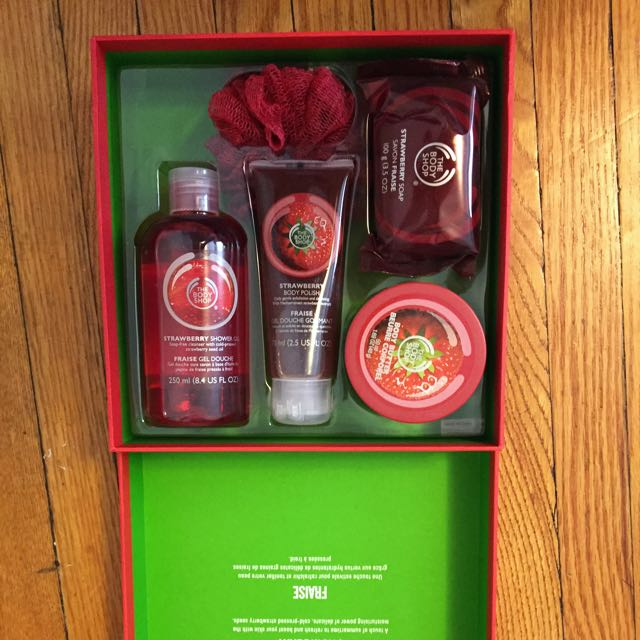 The Body Shop Kit
