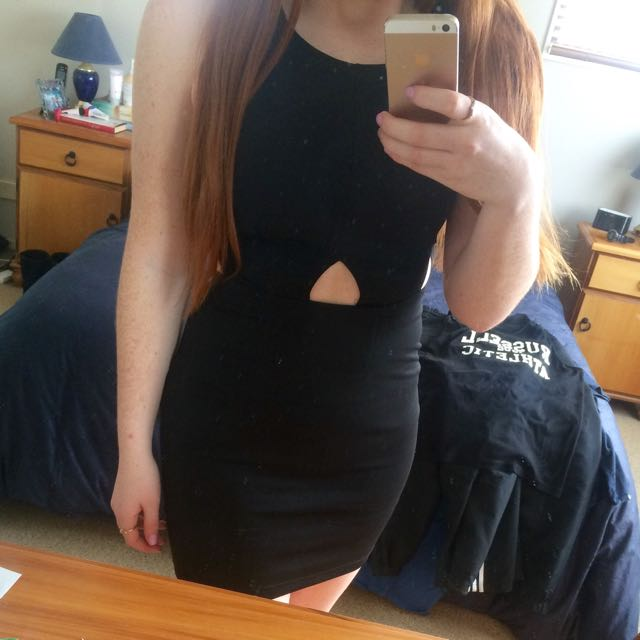 Tight Black Dress
