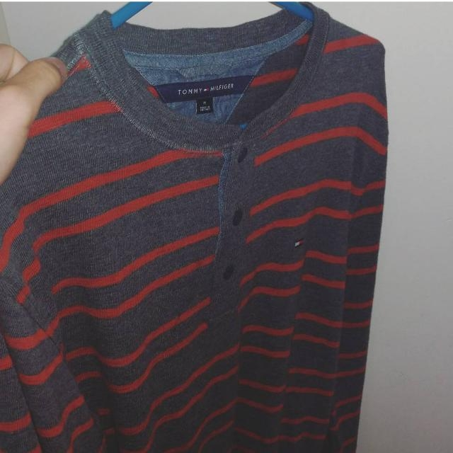 Tommy Hilfiger Long Sleeve 3 Button