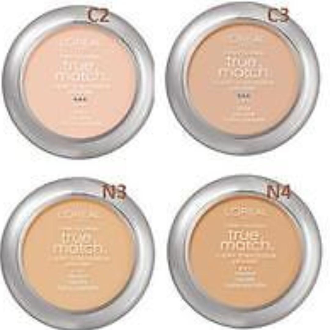 True Match Super Blendable Powder (AUTHENTIC)