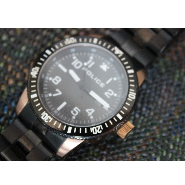 (Used) Police Watch