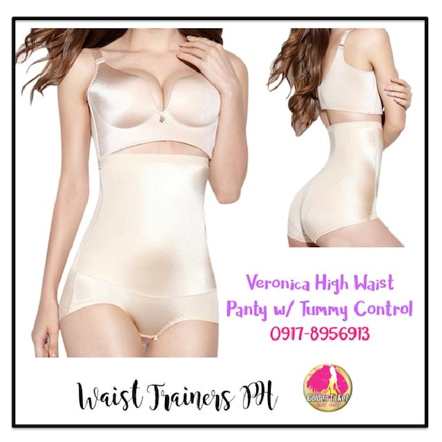 Veronica Seamless High Waist Panty with Tummy Control