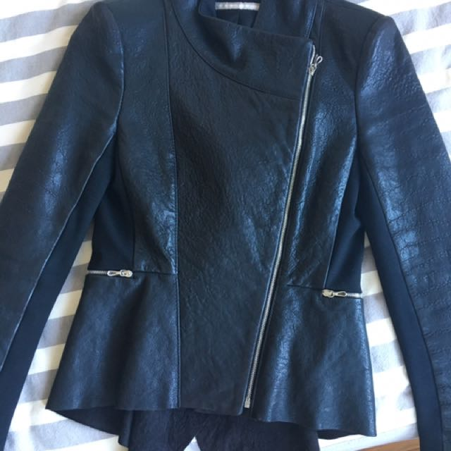 Willow Leather Jacket