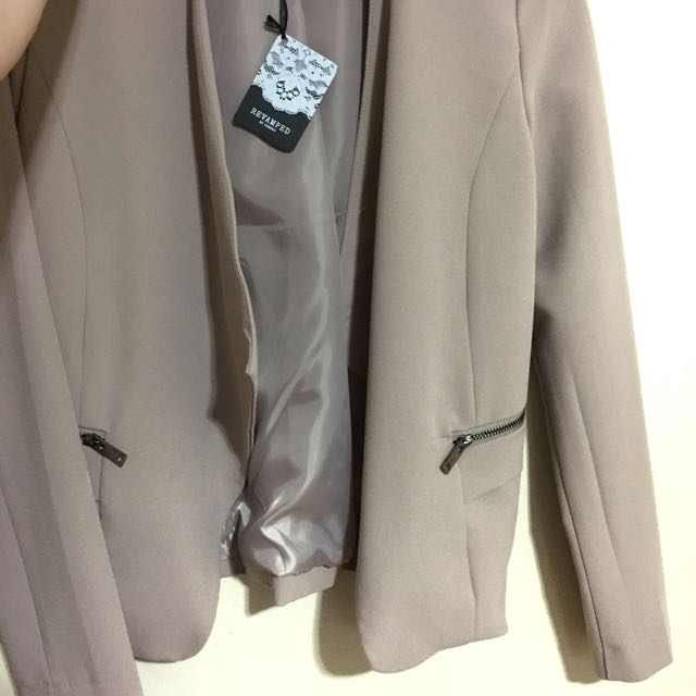 Womens Blazer - Small