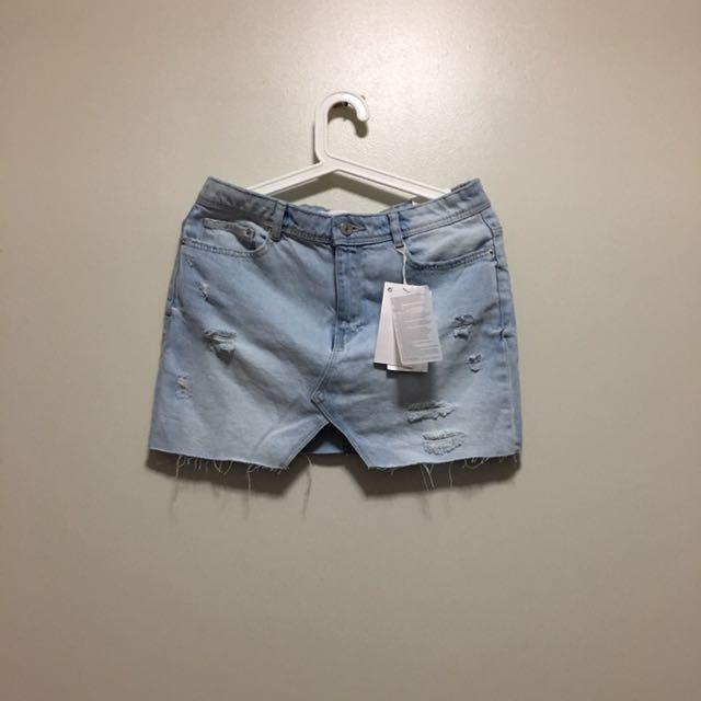 ZARA Trafaluc Mini Skirt