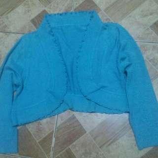 Blue Green Bolero