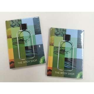 Buku Agenda The Body Shop / Diary The Body Shop