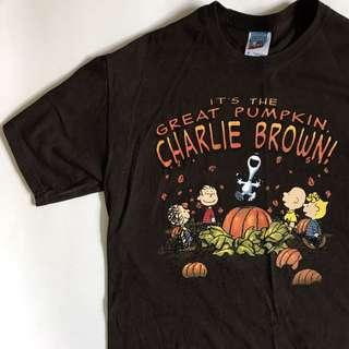 Vintage Charlie Brown Tshirt