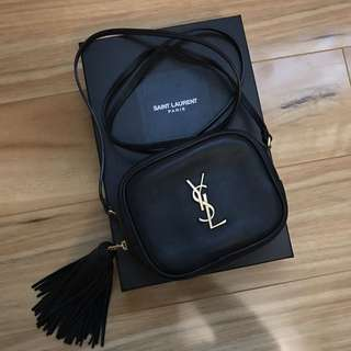 Authentic YSL Cross Body Bag