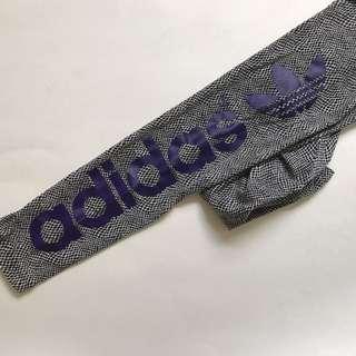 Black And White Snake Print Adidas Leggings