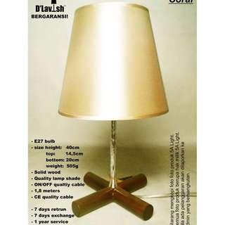 Coral, Lampu Meja, Desk Lamp, Lampu Hias