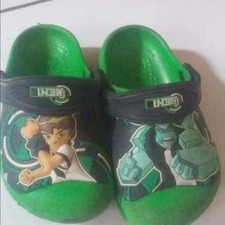 Crocs Ben 10 Ori Size 8 C 9