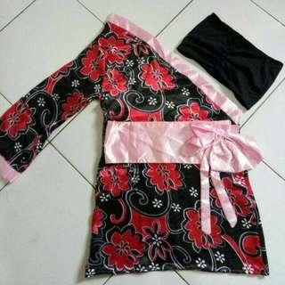 Lingerie Kimono Sakura