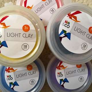 LIGHT CLAY PACK