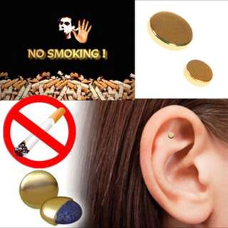 Quit Smoking Magnet Auricular Health Therapy Zerosmoke