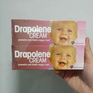 Drapolene Cream 55g NAPPY Rash Diaper Rash