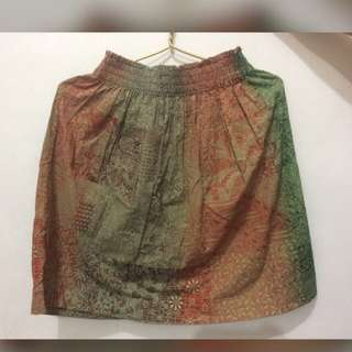 Free Ongkir Rok Batik Fit To l