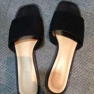 Parisian Slippers