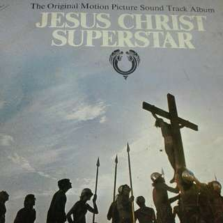 Jesus Christ Superstar The Original Motion Picture Sound Track Viny 2LP