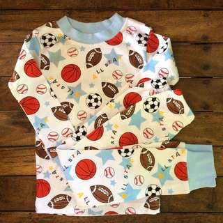 Pajama terno (Cotton)