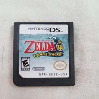 Spirit Tracks 3DS / DS