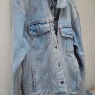 Jaket Jeans All Size