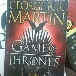 Game Of Thrones *FREE SHIPPING