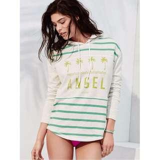 BNIP Victoria's Secret Hoodie Sweater Jumper Size S (A1)