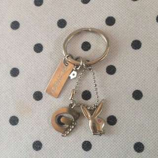 Playboy Key Ring