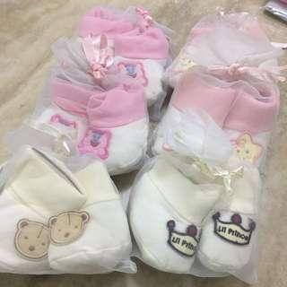 Cutie Baby Boots (Cotten)