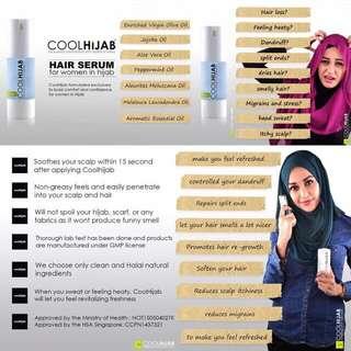 Pre-orders Cool Hijab