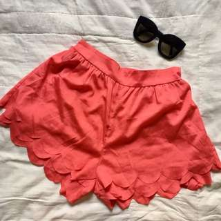 Scallop Shorts from Bangkok