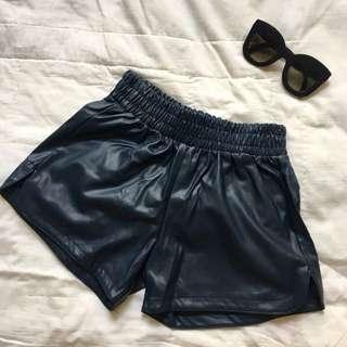 Leather Shorts from Bangkok