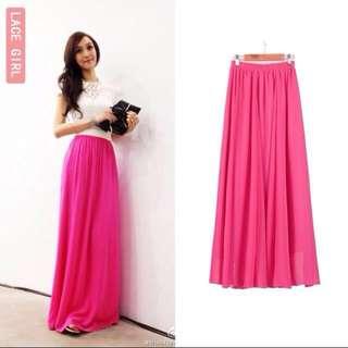 Lace Girl Skirt