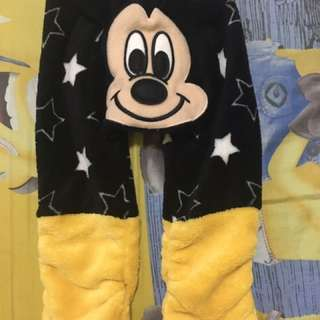 Mickey Mouse Busha Pants