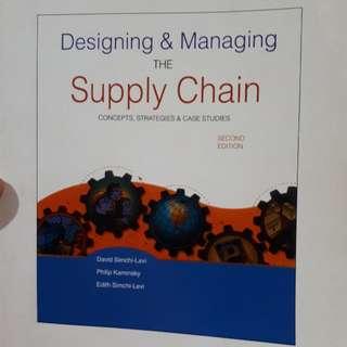 Designing & Managing The Supply Chain by David Simchi-Levi, Philip Kaminsky, Edith Simchi-Levi