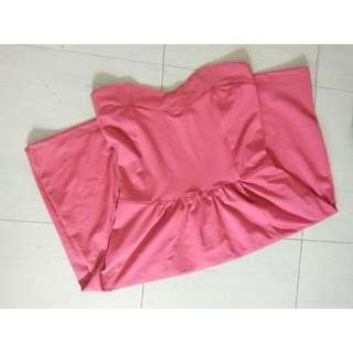 REPRICED! Pink Soda Mini Tube Dress