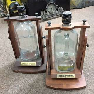 Clearance- Vintage Wine Bottles