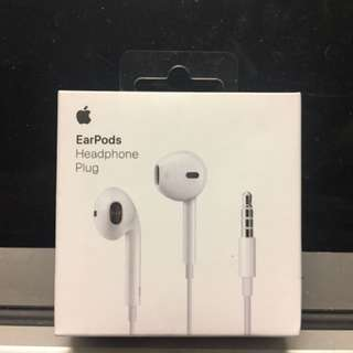 Apple earphones 3.5mm