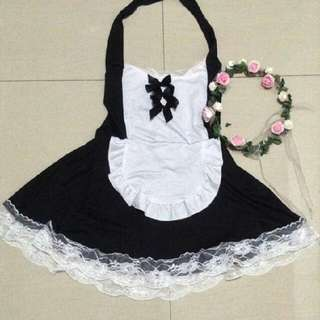 Maid Apron Costume